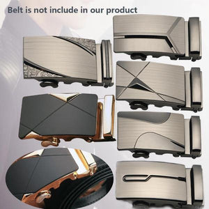 Luxury Designer Automatic Buckle for Men