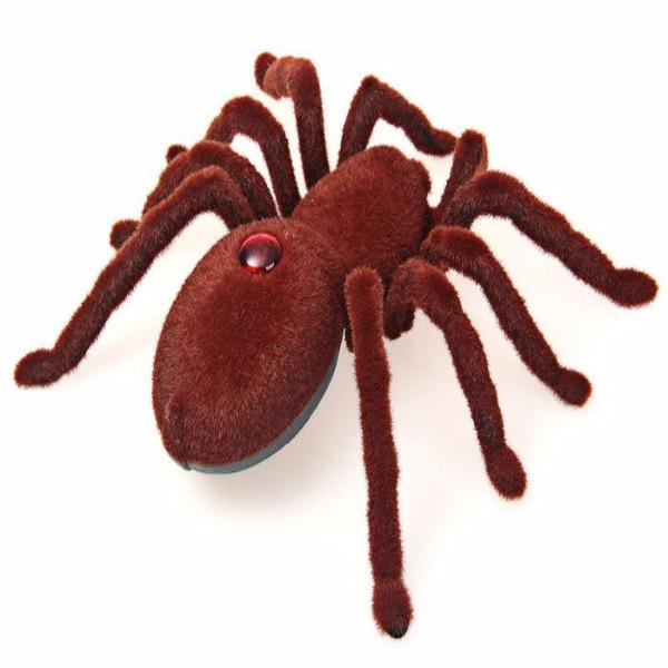 Realistic RC Spider Prank Toy