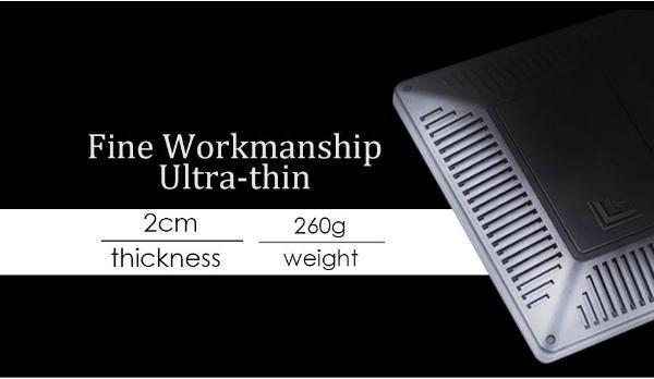 Ultra Thin Video LED Light