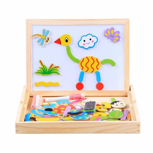 Magnetic Puzzle Educational Board