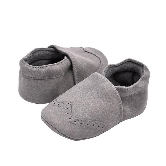 Soft Sole Baby Moccasin - Anti Slip