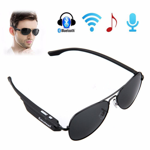 Outdoor Bluetooth Sunglasses