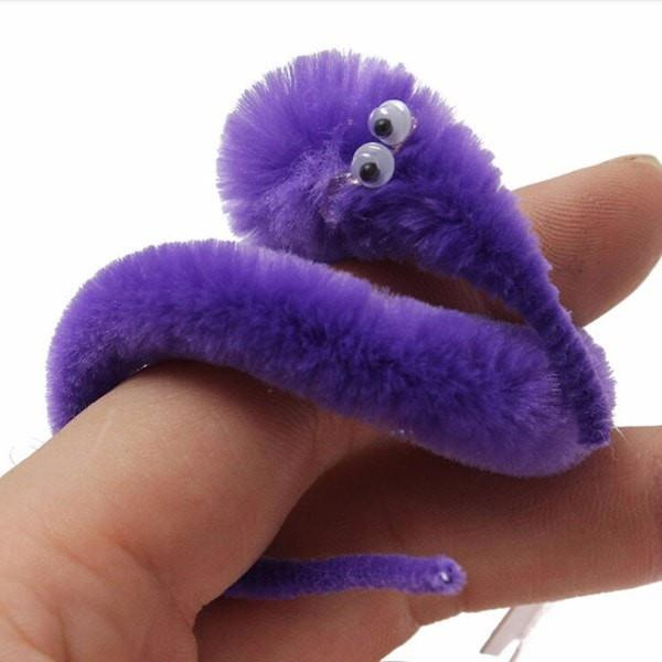 Mr.Fuzzy - The Wiggling Worm Toy