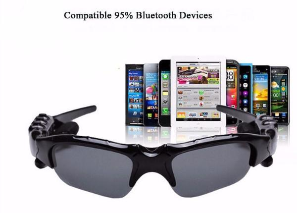 Bluetooth Earbud Sunglasses