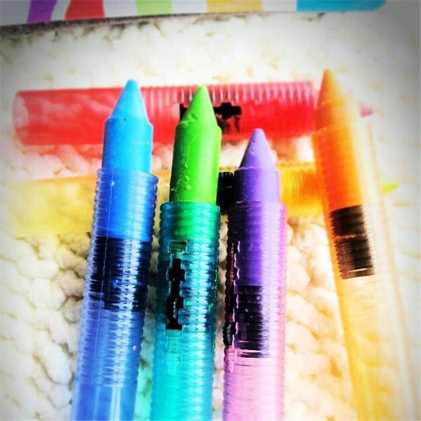 Washable Bath Crayons