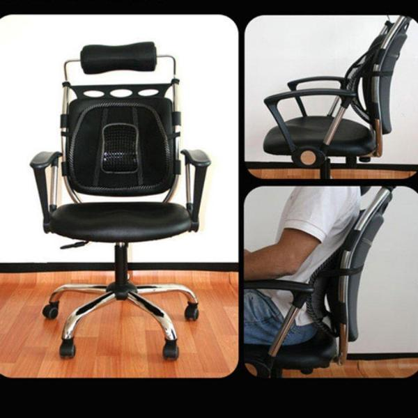 Lumbar Back Support Seat Cushion
