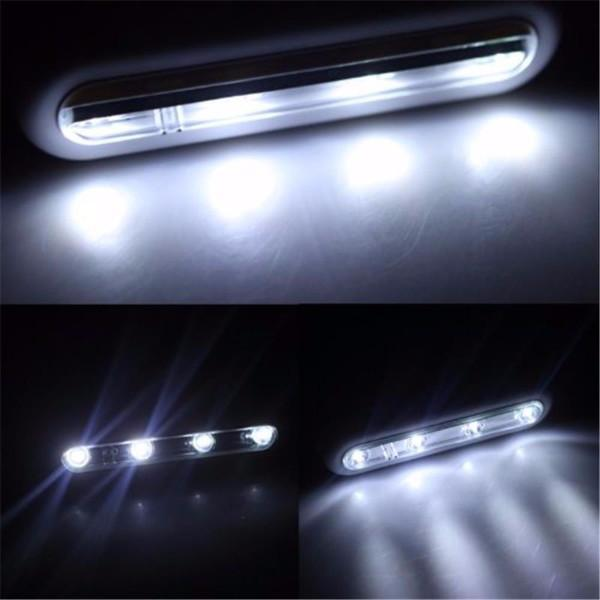 LED Stick-On Anywhere Panel Touch Lights.
