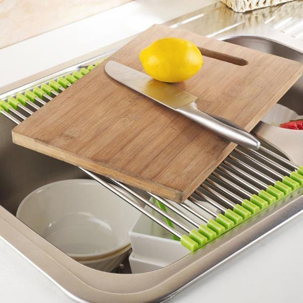 Roll-up Drain Rack