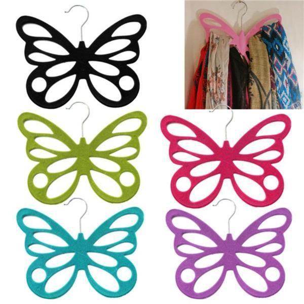 Butterfly Shawl and Scarf Hanger