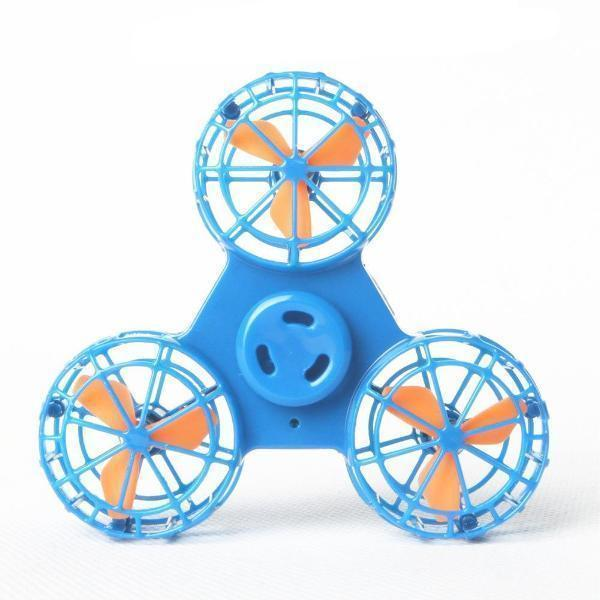 Flying Wheel Fidget Spinner