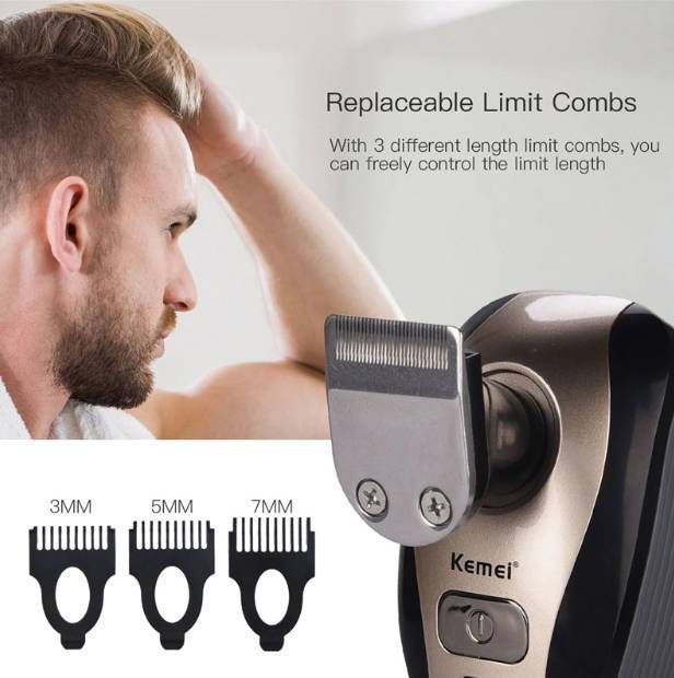 5-IN-1 EASY ELECTRIC SHAVER