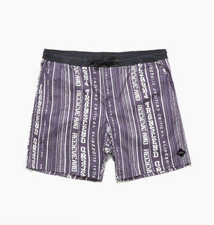 TRANSCEND BOARDSHORT - GRAPE