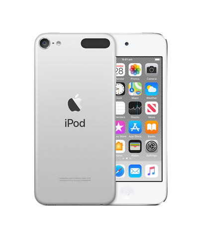 iPod Touch 128GB Silver (7th Gen)
