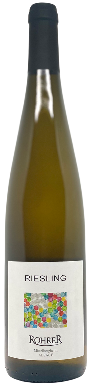 Andre Rohrer : Riesling | 2018
