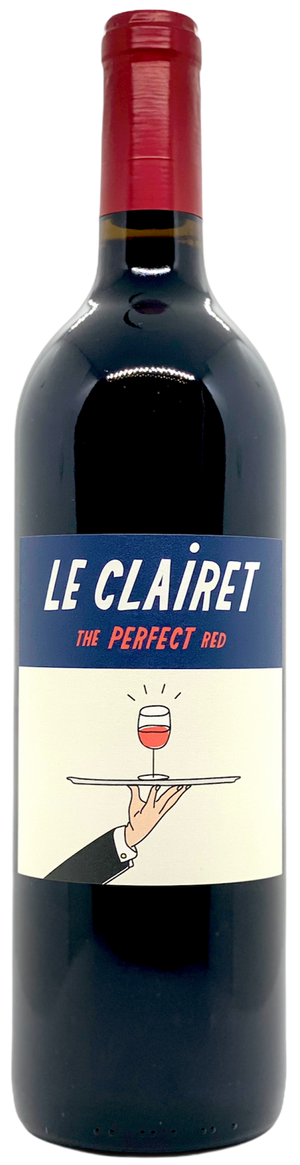 Broc Cellars : 'Le Clairet - The Perfect Red' : Red Blend | 2019