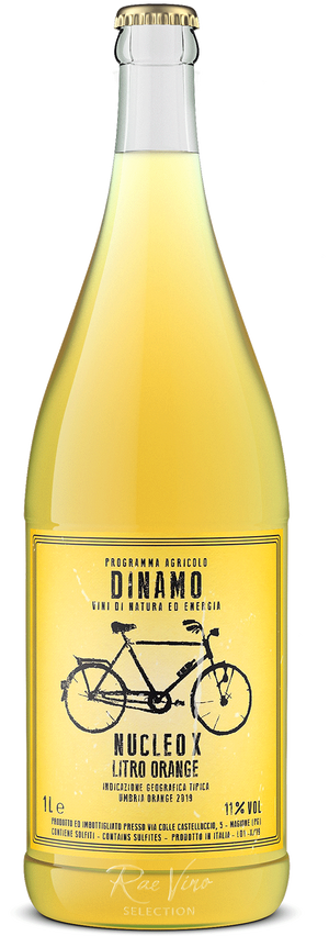 Dinamo : 'Nucleo X' Orange : Trebbiano | 2019