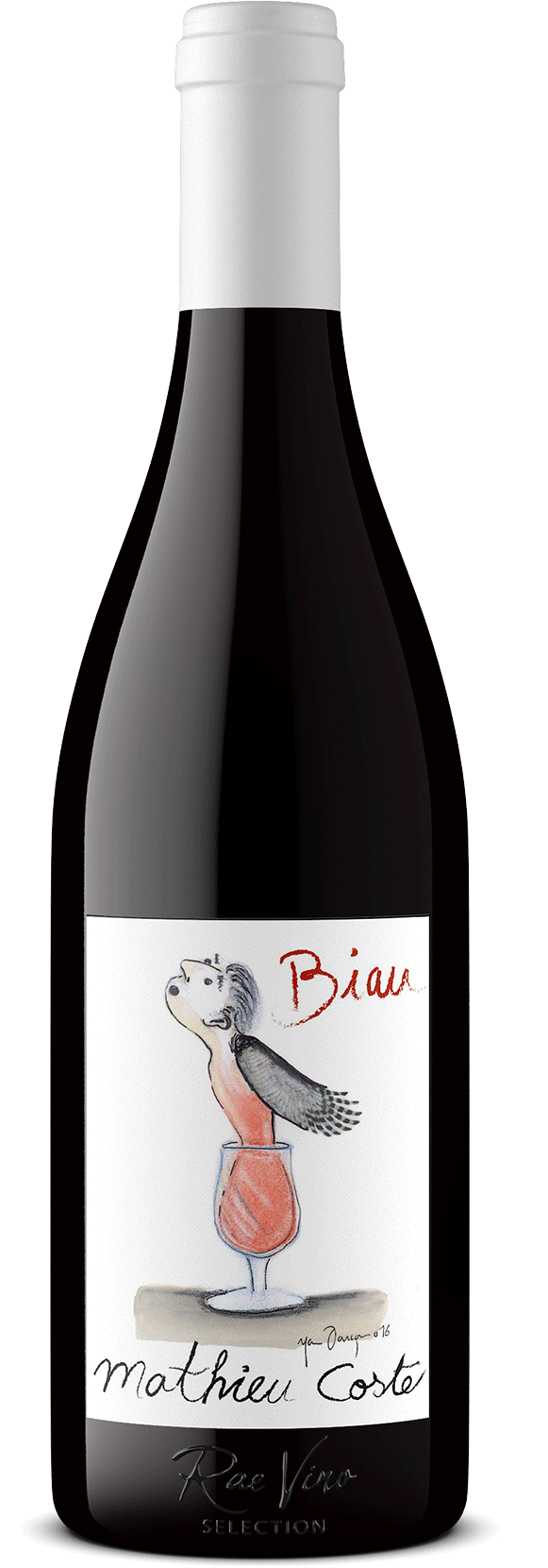 Domaine Mathieu Coste : 'Biau' : Red Blend | 2010