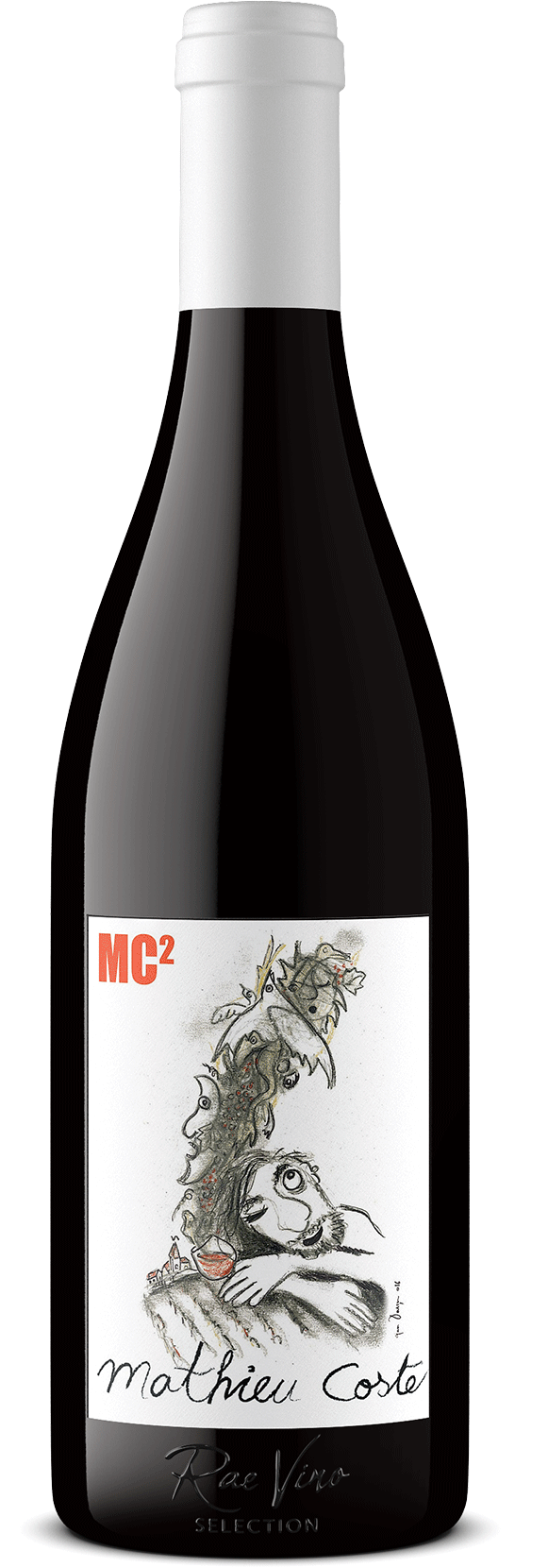 Domaine Mathieu Coste : 'Mc2' : Red Blend | 2015