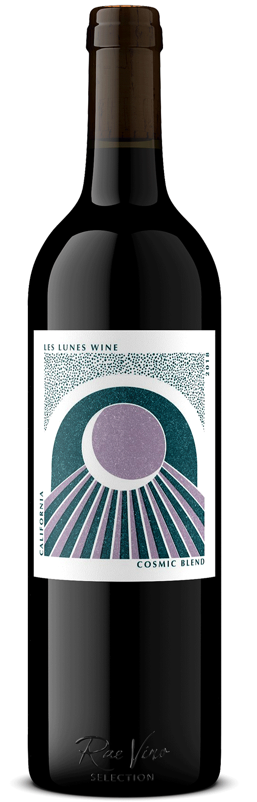 Les Lunes : 'Cosmic' : Red Blend | 2018