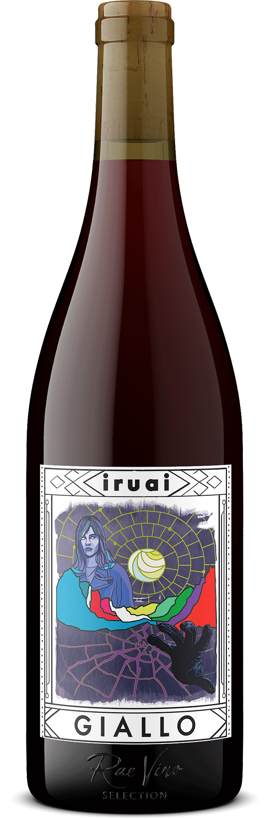 Iruai (by Methode Sauvage) : 'Giallo' : Red Blend | 2019