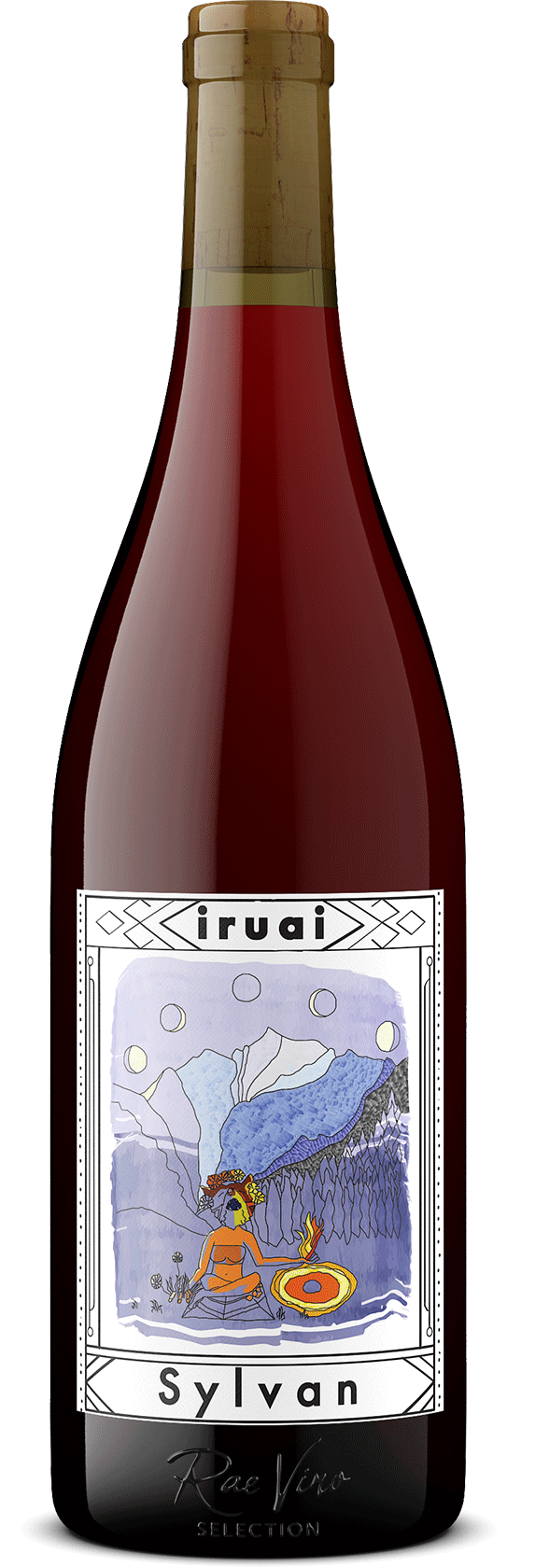 Iruai (by Methode Sauvage) : 'Sylvan' : Trousseau | 2019