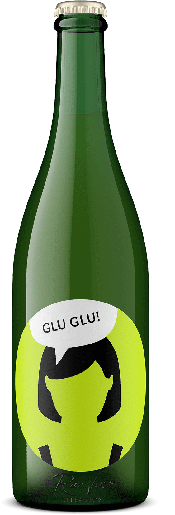 Milan Nestarec : Youngster 'Glu Glu!' : White Blend | 2019