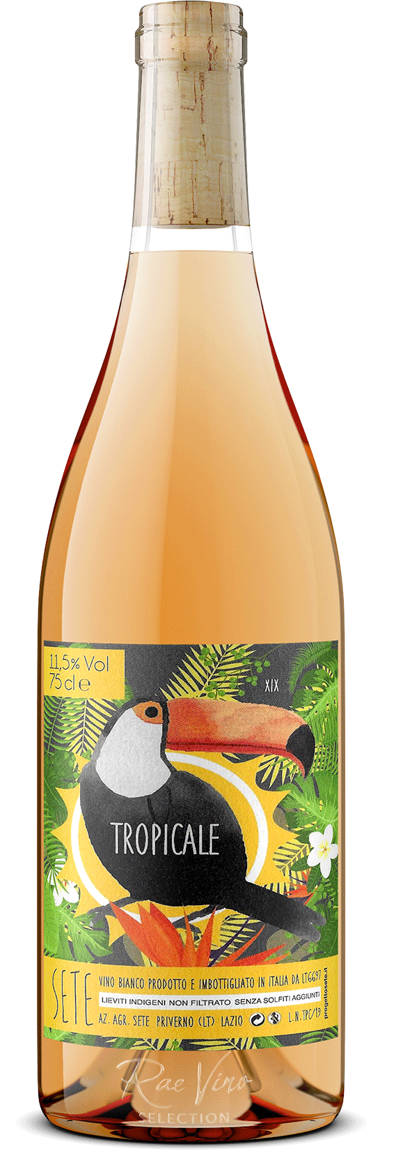 Sete : 'Tropicale' Vino Bianco : White Blend | 2019