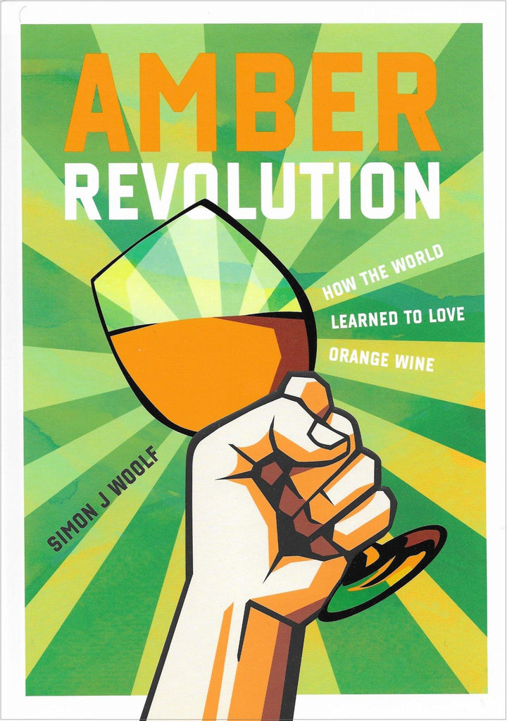Amber Revolution : By Simon J. Woolf : 2018