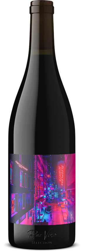 Subject to Change : 'Sleepless Nights' : Red Blend | 2019