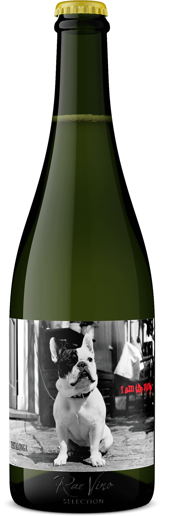 Testalonga : 'I Am The Ninja' : (Sparkling) Chenin Blanc | 2019
