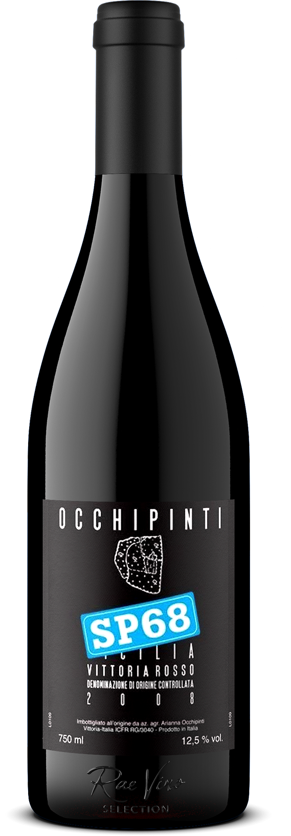 Occhipinti : 'SP68 Rosso' : Red Blend | 2017