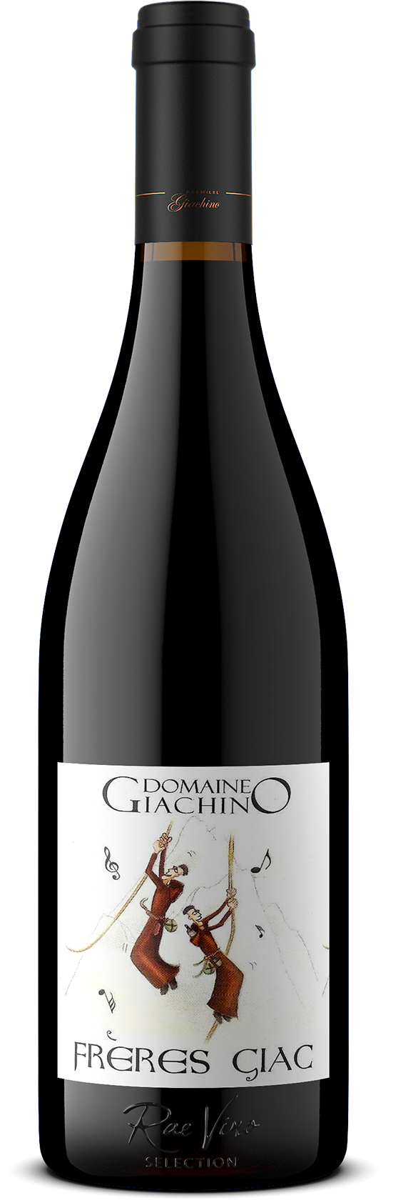 Domaine Giachino : 'Freres Giac' : Red Blend | 2017