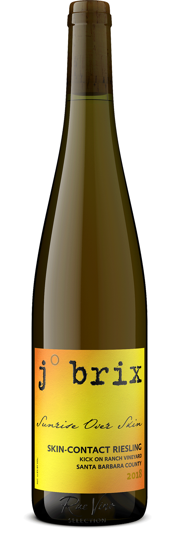 j. brix : 'Sunrise Over Skin' : Riesling | 2018