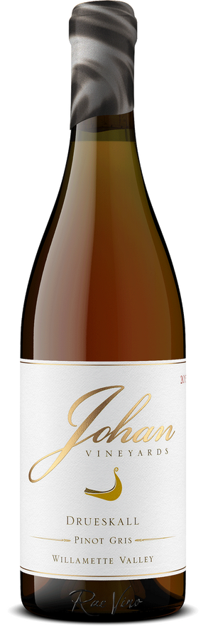 Johan Vineyards : 'Drueskall' : Pinot Gris | 2015