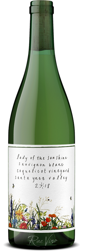 Lady of the Sunshine : Sauvignon Blanc | 2018