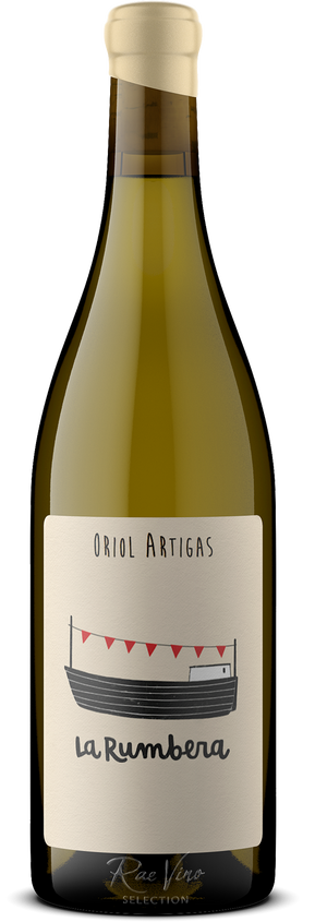 Oriol Artigas : 'La Rumbera' Blanco : White Blend | 2017