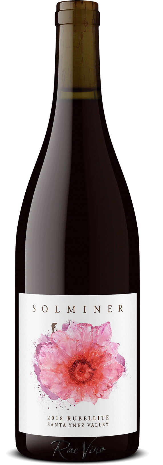 Solminer : 'Rubellite' : Red Blend | 2018