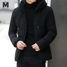 Charger l'image dans la galerie, Military New 2019 Men Jacket Coats Thick Warm Winter Jackets Casual Men Parka Hooded Outwear Cotton-padded Jacket