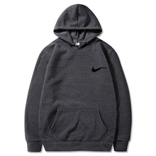 Charger l'image dans la galerie, 2019 New Fashion Brand Suprem Hoodie Streetwear Hip Hop Black Gray Hooded Hoody Mens Print Hoodies And Sweatshirts Size S-3XL