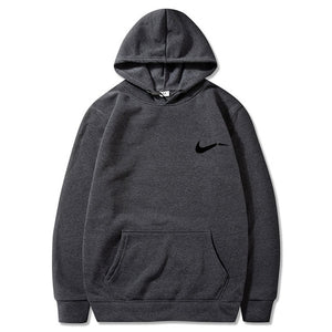 2019 New Fashion Brand Suprem Hoodie Streetwear Hip Hop Black Gray Hooded Hoody Mens Print Hoodies And Sweatshirts Size S-3XL