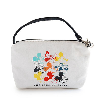 Mickey 90 Years Cosmetic Bag Handbag 1928Mickey Style-B