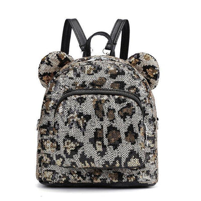 Mickey Mouse Potion Sequined Backpack - Backpack - 1928Mickey