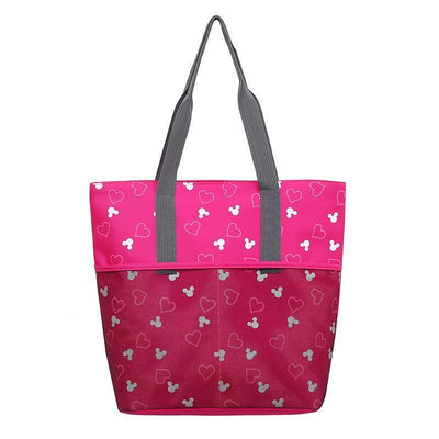 Mickey Mouse Print Large Capacity Tote Bag Handbag 1928Mickey