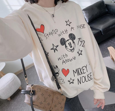 Fashion Mickey Mouse Cotton Chothes C 1928Mickey