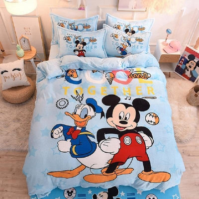 Mickey Mouse Bedding Set-J Accessories 1928Mickey