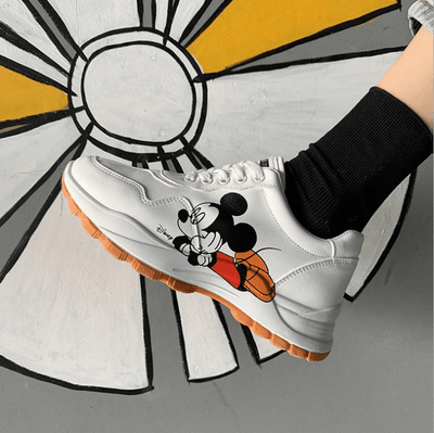 Mickey Mouse Leather New Sneake 1928Mickey
