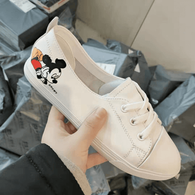 New Mickey Mouse Flat shoes 1928Mickey