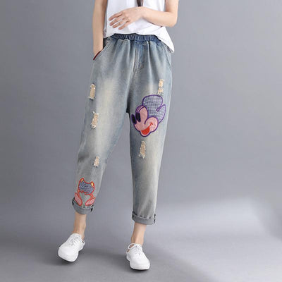 Mickey Mouse Jeans for Adults - Pants - 1928Mickey