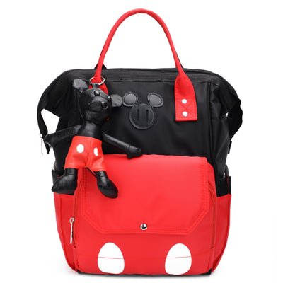 Mickey Minnie Classic Backpack (With Pendant) Backpack 1928Mickey Mickey