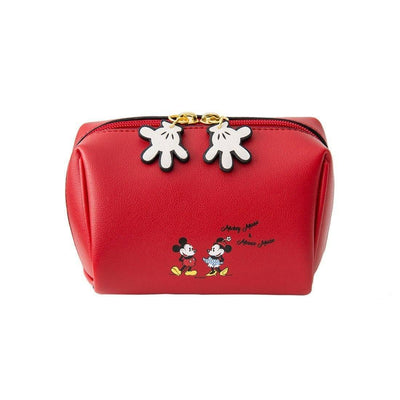 Mickey & Minnie Beauty Travel Multifunction Makeup Bag Handbag 1928Mickey Red